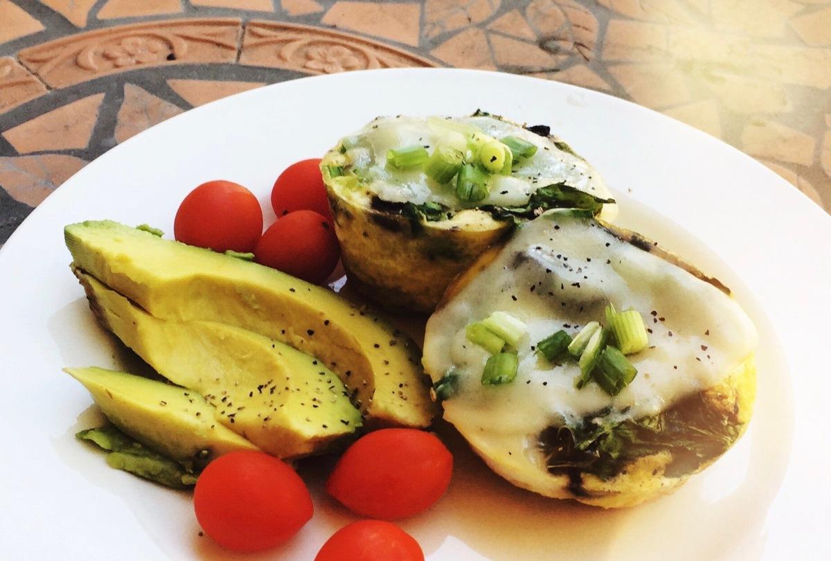 Recipe: Protein Breakfast Bites www.TracingAbby.com