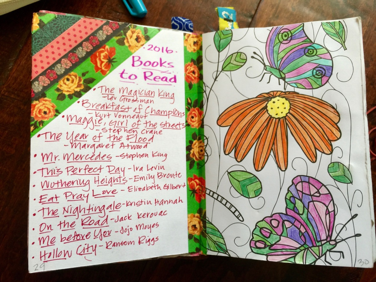 The Bullet Journal Experiment, www.tracingabby.com